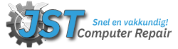 JST Computer Repair Logo